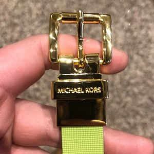 Michael Kors Reversible Belt Large